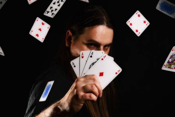 ライブカジノ 攻略