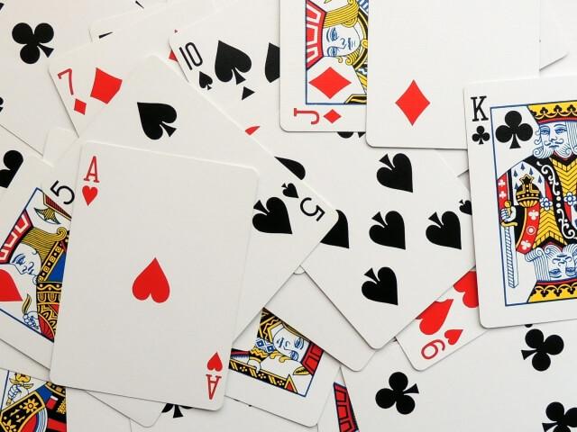 カードカウンティング やり方
