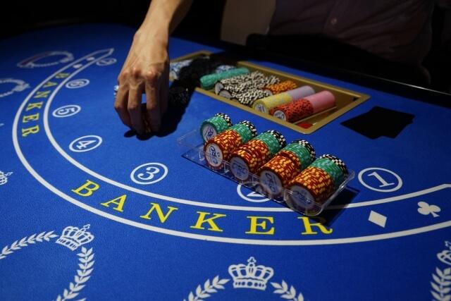 ライブカジノ 種類